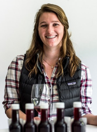 Raemy Paterson - Assistant Winemaker