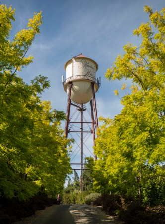 Martin Ray water tower